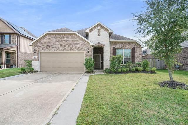 3416 Harvest Valley Lane, Pearland, TX 77581 (MLS #62735355) :: Caskey Realty