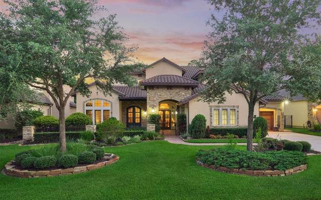 70 Player Crest, The Woodlands, TX 77382 (MLS #62738104) :: Michele Harmon Team