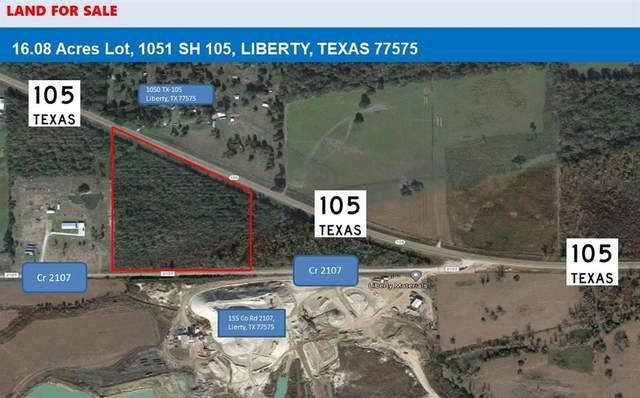 1051 1051 Sh 105 Liberty, Liberty, TX 77575 (MLS #62751454) :: The Queen Team
