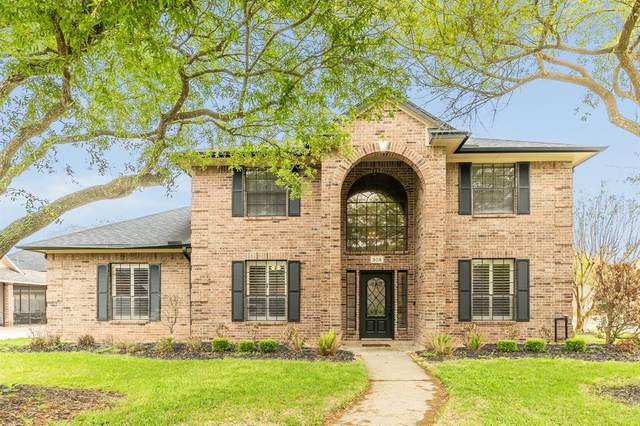 308 Rosemary Lane, Lake Jackson, TX 77566 (MLS #62753049) :: The Sansone Group