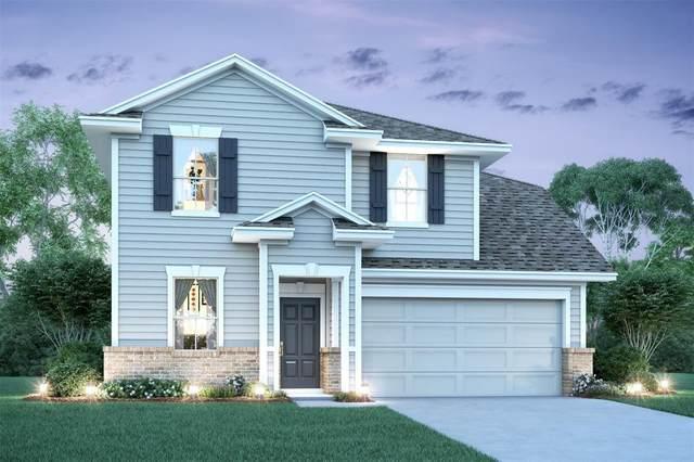 18860 Aspen Briar Circle, Magnolia, TX 77355 (MLS #62753330) :: Caskey Realty