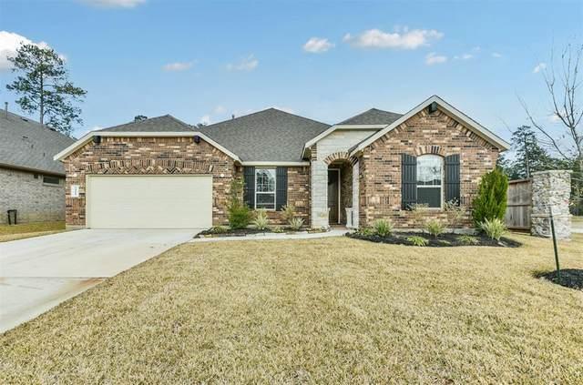 14111 Lake Lodge Drive, Conroe, TX 77384 (MLS #62756880) :: Ellison Real Estate Team