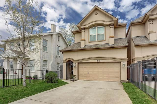 1913 Rosewood Street, Houston, TX 77004 (MLS #62765873) :: The Sansone Group