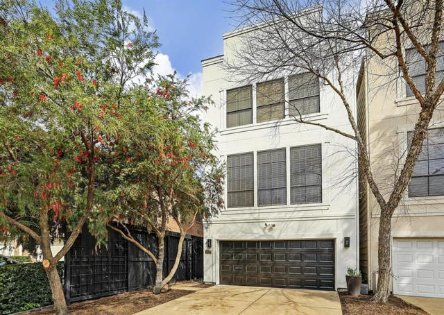 4912 Eigel Street B, Houston, TX 77007 (MLS #62767901) :: Giorgi Real Estate Group