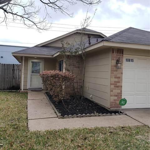 10815 Parkland Woods Drive, Sugar Land, TX 77498 (MLS #62795023) :: Christy Buck Team