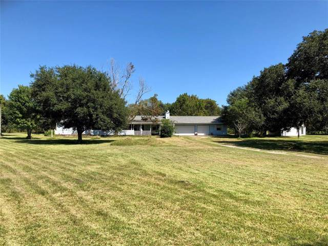 21202 Pecan Bend Road, Damon, TX 77430 (MLS #62799095) :: Texas Home Shop Realty