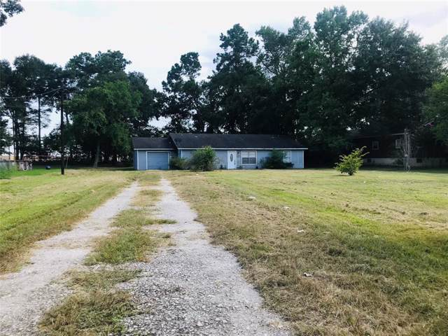 21706 Leonard Street, New Caney, TX 77357 (MLS #62803275) :: The Home Branch
