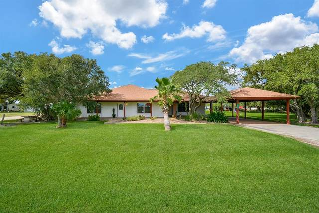 2111 W Bayshore Drive, Palacios, TX 77465 (MLS #62816346) :: The SOLD by George Team