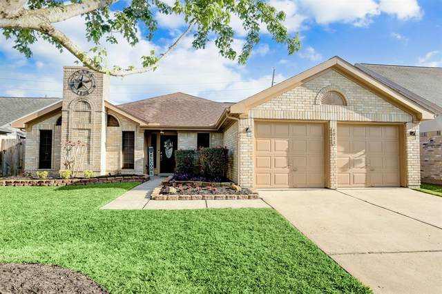4011 Bentley Drive, Pearland, TX 77584 (MLS #62846191) :: Lisa Marie Group | RE/MAX Grand