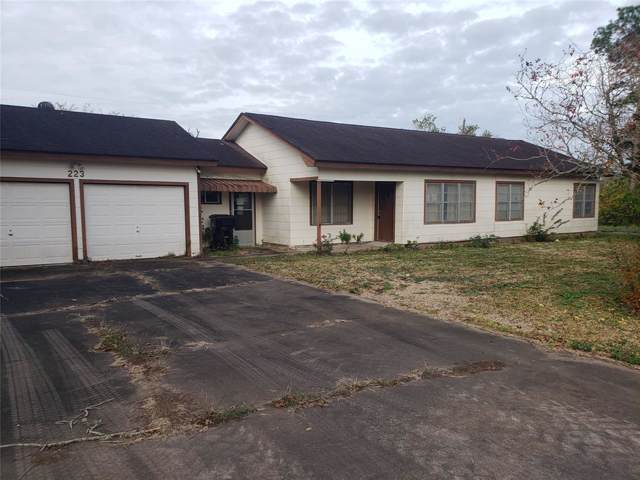 223 Magnolia Street, Brazoria, TX 77422 (MLS #62846543) :: Ellison Real Estate Team