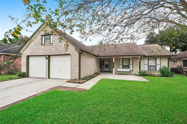 1219 Lynn Lane, Humble, TX 77338 (MLS #62858812) :: Texas Home Shop Realty