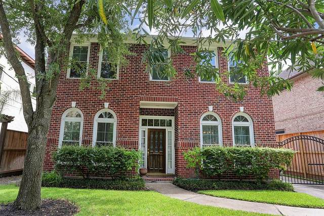 4015 Marquette Street, West University Place, TX 77005 (MLS #62860461) :: The SOLD by George Team