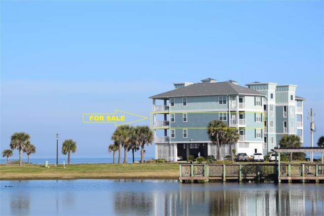 26570 Bay Water Drive #201, Galveston, TX 77554 (MLS #62861394) :: REMAX Space Center - The Bly Team