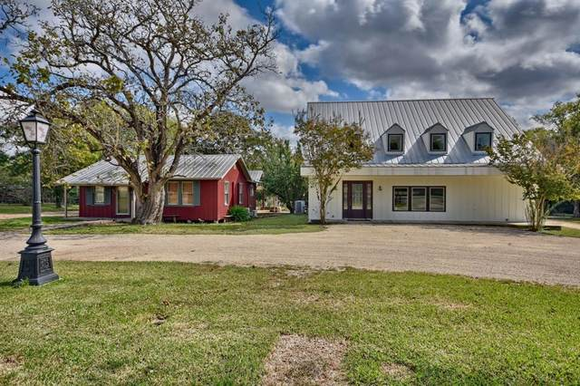 453 N Washington Street, Round Top, TX 78954 (MLS #62872899) :: NewHomePrograms.com LLC