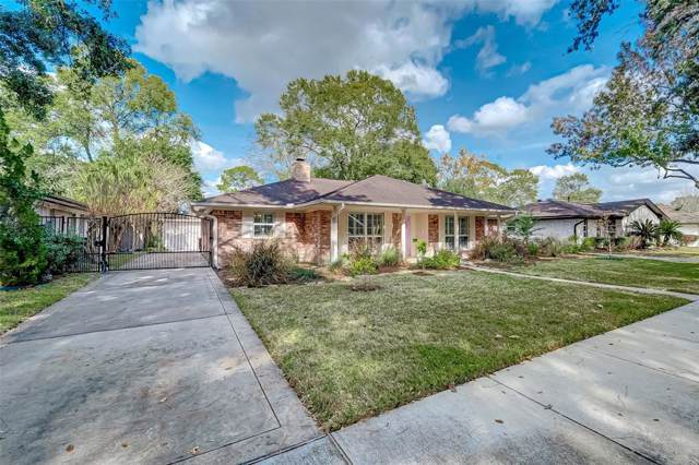 6218 Yarwell Drive, Houston, TX 77096 (MLS #62881549) :: The SOLD by George Team