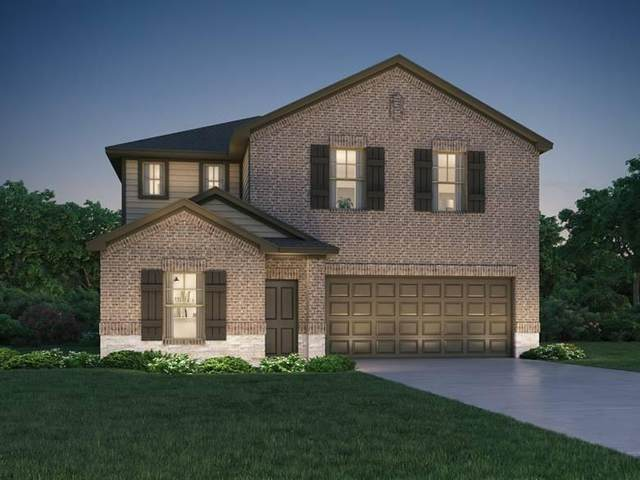 2804 Fairfield Landing Lane, Pearland, TX 77089 (MLS #62881596) :: The SOLD by George Team