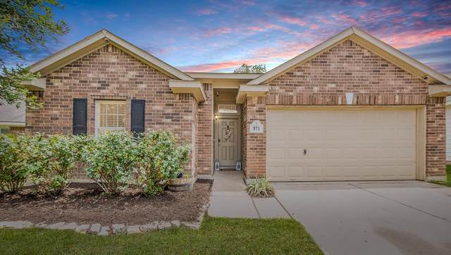 971 Oak Terrace Drive, Conroe, TX 77378 (MLS #62881708) :: The Property Guys
