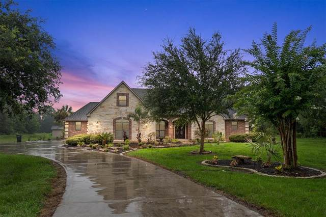 511 County Road 6510, Dayton, TX 77535 (MLS #62885809) :: My BCS Home Real Estate Group