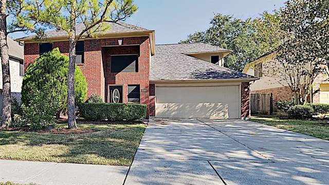 3905 Blue Heron Drive, Pearland, TX 77581 (MLS #62890186) :: The SOLD by George Team