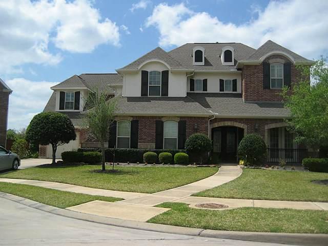 5907 Sandia Lake Lane, Houston, TX 77041 (MLS #62892289) :: The SOLD by George Team
