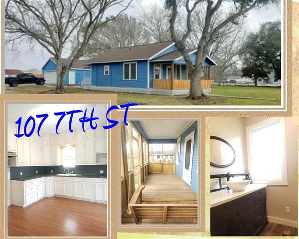 107 7th Street, Wadsworth, TX 77483 (MLS #62894441) :: The Queen Team