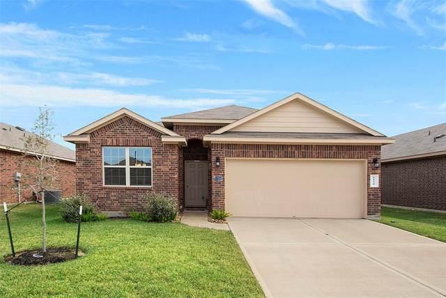 6130 Lillybelle Street, Katy, TX 77449 (MLS #62898100) :: Caskey Realty