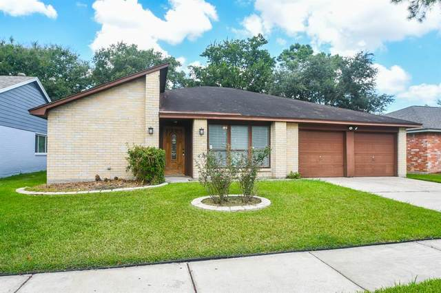 2522 Cobblers Way, Friendswood, TX 77546 (MLS #62901948) :: The Wendy Sherman Team