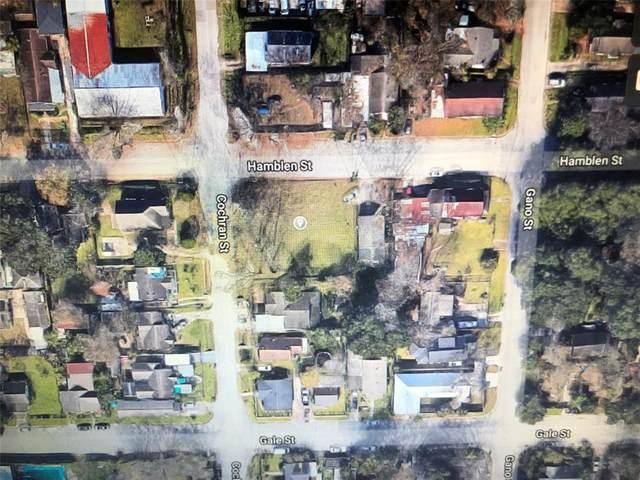 0 Cochran Street, Houston, TX 77009 (MLS #62903225) :: Ellison Real Estate Team