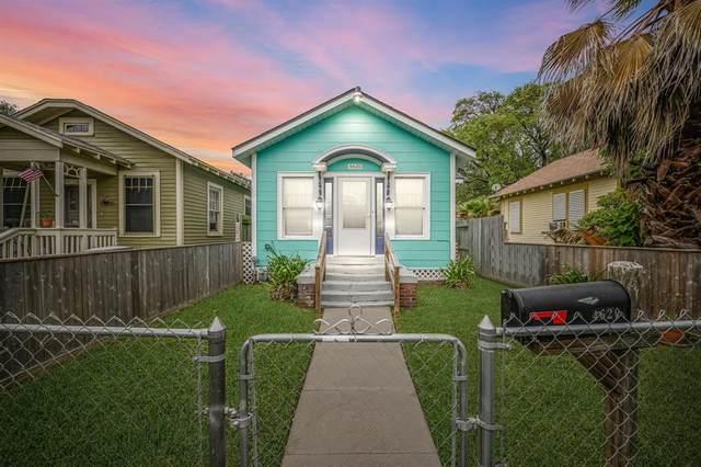 4620 Avenue O 1/2, Galveston, TX 77551 (#62913734) :: ORO Realty