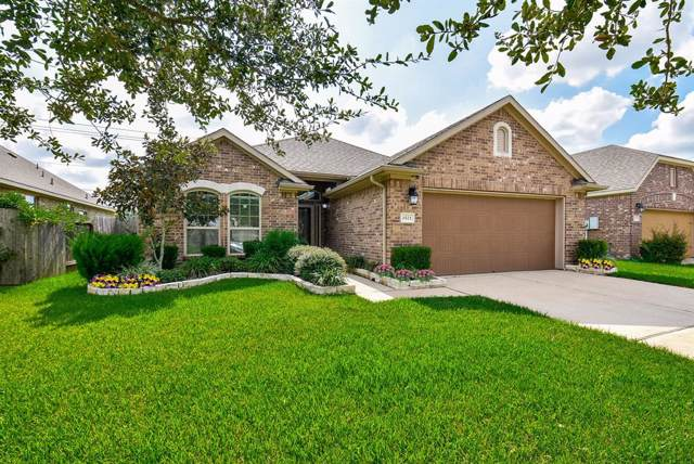 1521 Bluestone Edge Lane, Pearland, TX 77089 (MLS #62914026) :: Bay Area Elite Properties