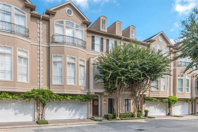 2910 Brompton Square Drive, Houston, TX 77025 (MLS #6291559) :: The Freund Group