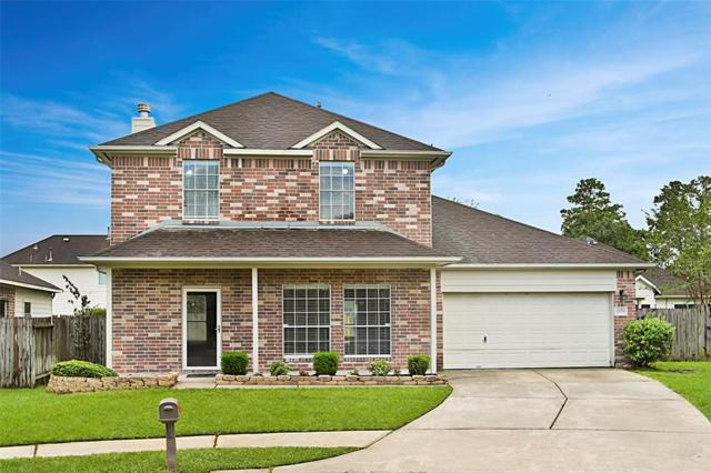 2810 Green Lodge Circle, Spring, TX 77373 (MLS #62918090) :: The Heyl Group at Keller Williams