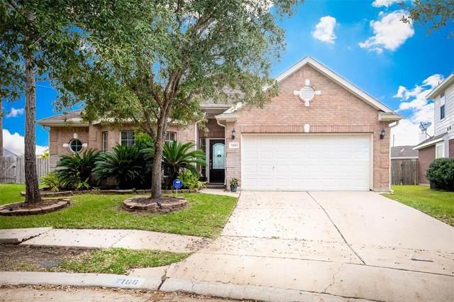 7106 Dove Hollow Court, Richmond, TX 77407 (MLS #62919602) :: The Freund Group