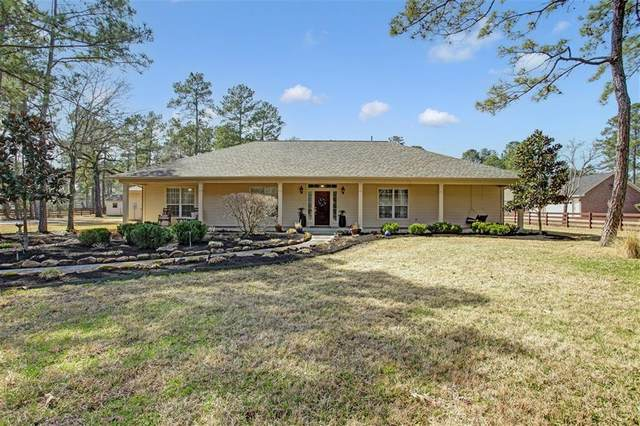 28622 Beth Marie, Magnolia, TX 77355 (MLS #62921196) :: My BCS Home Real Estate Group
