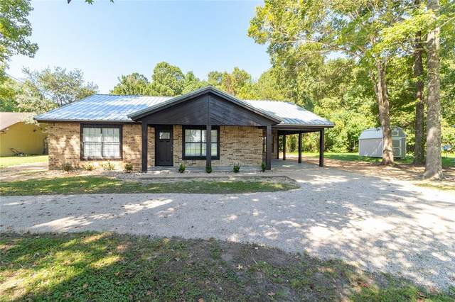 241 County Road 2268, Cleveland, TX 77327 (MLS #62923847) :: The SOLD by George Team