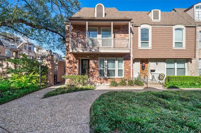 450 N Post Oak Lane, Houston, TX 77024 (MLS #62933669) :: My BCS Home Real Estate Group