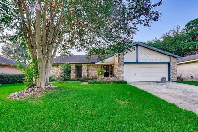 16214 Mill Point Drive, Houston, TX 77059 (#62934258) :: ORO Realty