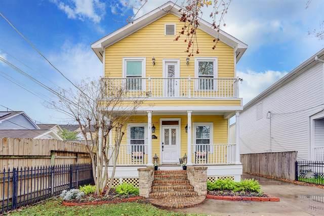915 W 25th Street, Houston, TX 77008 (MLS #62942600) :: The Home Branch