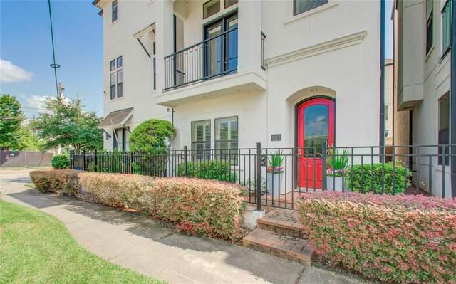 1885 Dart Street, Houston, TX 77007 (MLS #62944856) :: Caskey Realty