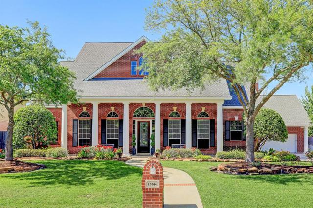 13614 Gainesway Drive, Cypress, TX 77429 (MLS #62946744) :: The Home Branch
