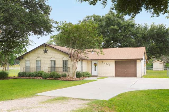 2604 Band Road, Rosenberg, TX 77471 (MLS #62952436) :: JL Realty Team at Coldwell Banker, United