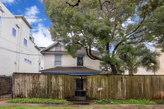 1407 Indiana Street, Houston, TX 77006 (MLS #62952544) :: Connell Team with Better Homes and Gardens, Gary Greene