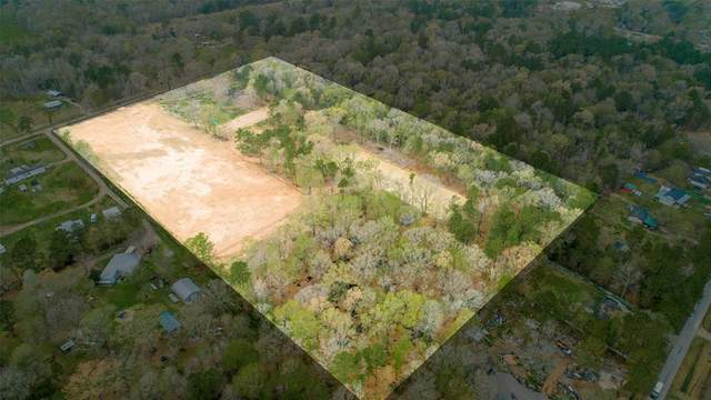 438 County Road 3310, Cleveland, TX 77327 (MLS #62964226) :: The Wendy Sherman Team