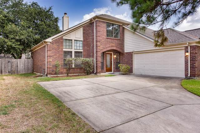 807 Forest Bay Court, Houston, TX 77062 (MLS #62966331) :: The Heyl Group at Keller Williams