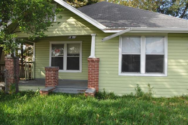 4305 Fulton Street, Houston, TX 77009 (MLS #62972965) :: NewHomePrograms.com LLC
