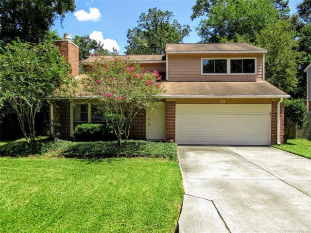 10 Briervine Court, The Woodlands, TX 77381 (MLS #62975769) :: Giorgi Real Estate Group