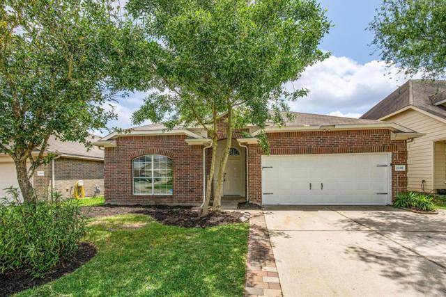 2318 Blue Reef Drive, Katy, TX 77449 (MLS #62988314) :: Texas Home Shop Realty