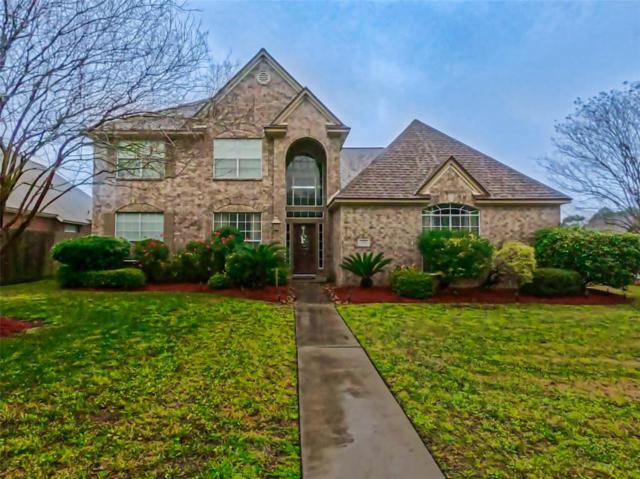 202 Indian Warrior Trail, Lake Jackson, TX 77566 (MLS #62990474) :: The Bly Team