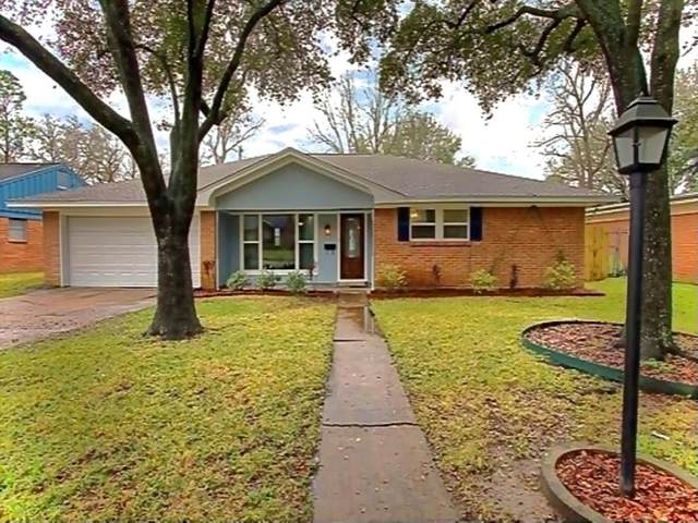 5711 Capello Drive, Houston, TX 77035 (MLS #62995821) :: The Home Branch
