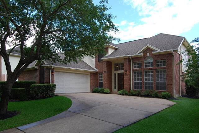 5515 Davids Bend, Sugar Land, TX 77479 (MLS #62999598) :: The Home Branch